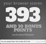HTML5 - Firefox